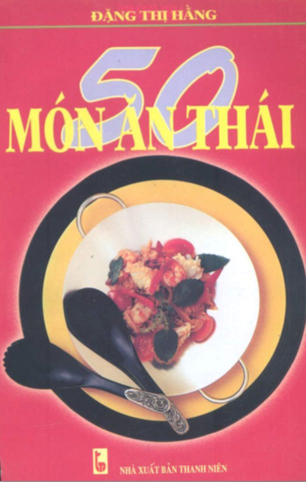 50 Món Ăn Thái