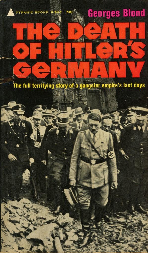Cái Chết Của Hitler