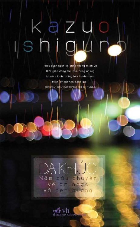 Dạ Khúc: Năm Câu Chuyện Về Âm Nhạc Và Đêm Buông