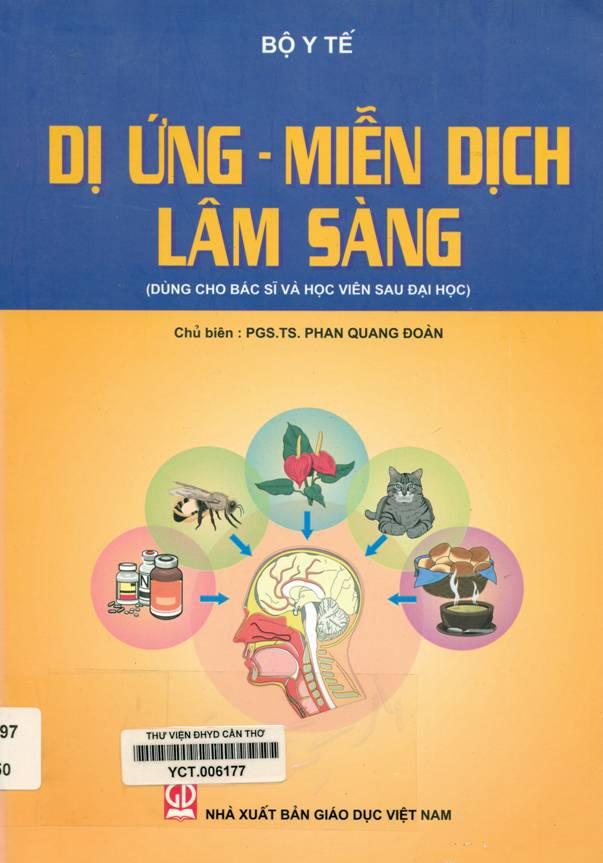 Dị Ứng - Miễn Dịch Lâm Sàng