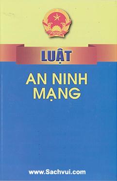 Luật An Ninh Mạng - 2018