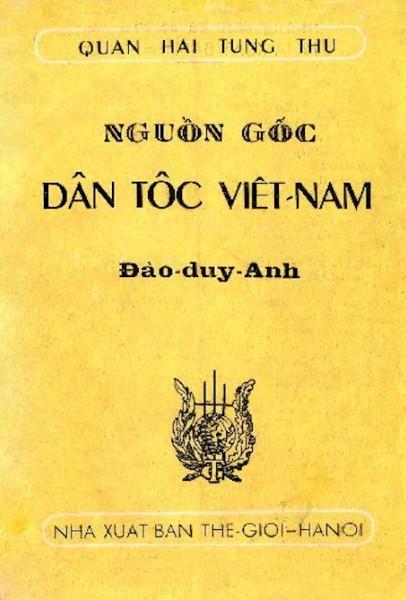 Nguồn gốc dân tộc Việt Nam