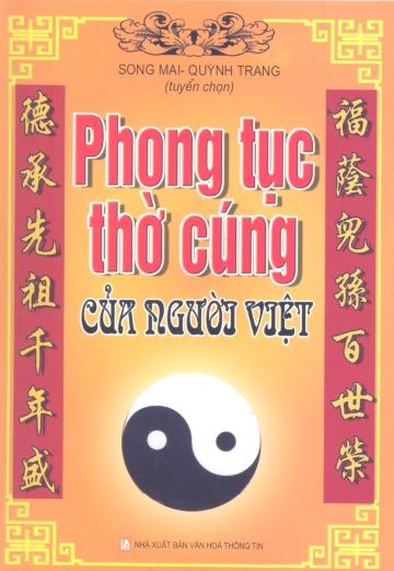 Phong Tục Thờ Cúng Của Người Việt