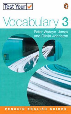 Test Your Vocabulary: 3 - Penguin English