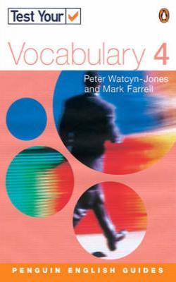 Test Your Vocabulary: 4 - Penguin English