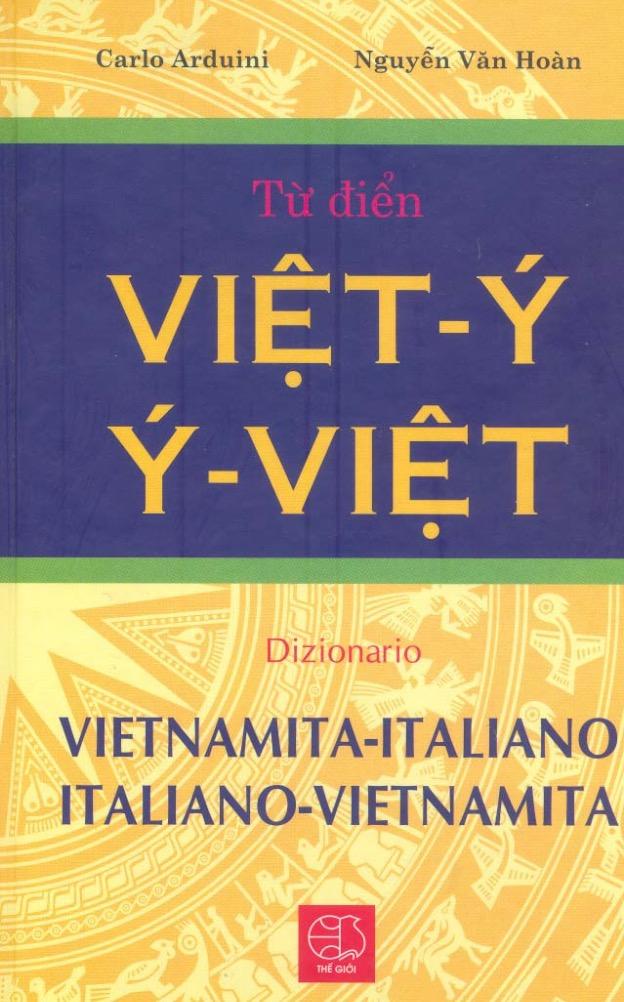 Từ Điển Việt Ý - Ý Việt